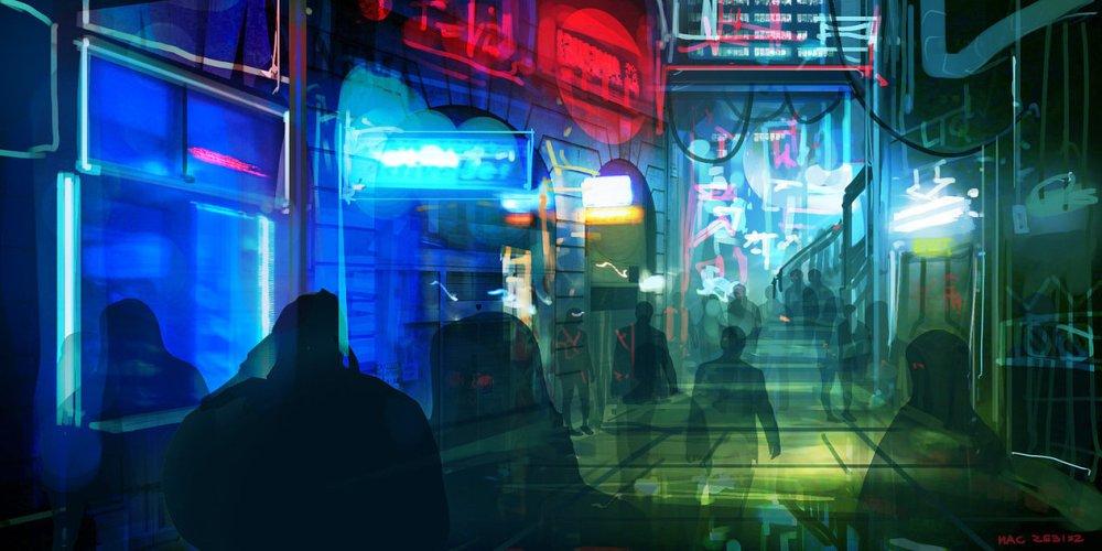 neon_street_by_macrebisz-d5e3dsc